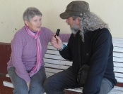 MARGOT GOYCOCHEA Y NORBERTO -LOS TOLDOS- 19-7-2014